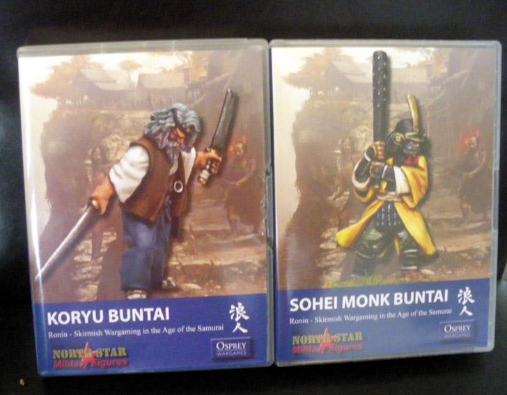 Ronin, jeu d'escarmouche au temps des Samuraï - Page 2 608710861