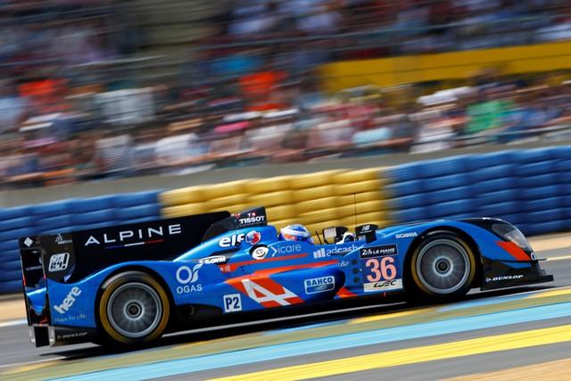 Alpine présent en force pour l'édition 2016 du Mans Classic 6098777133116