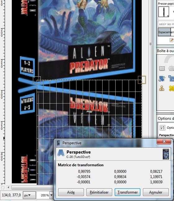 [Tutorial] Création d'icones 3D pour la Neo Geo X 610070Capture26