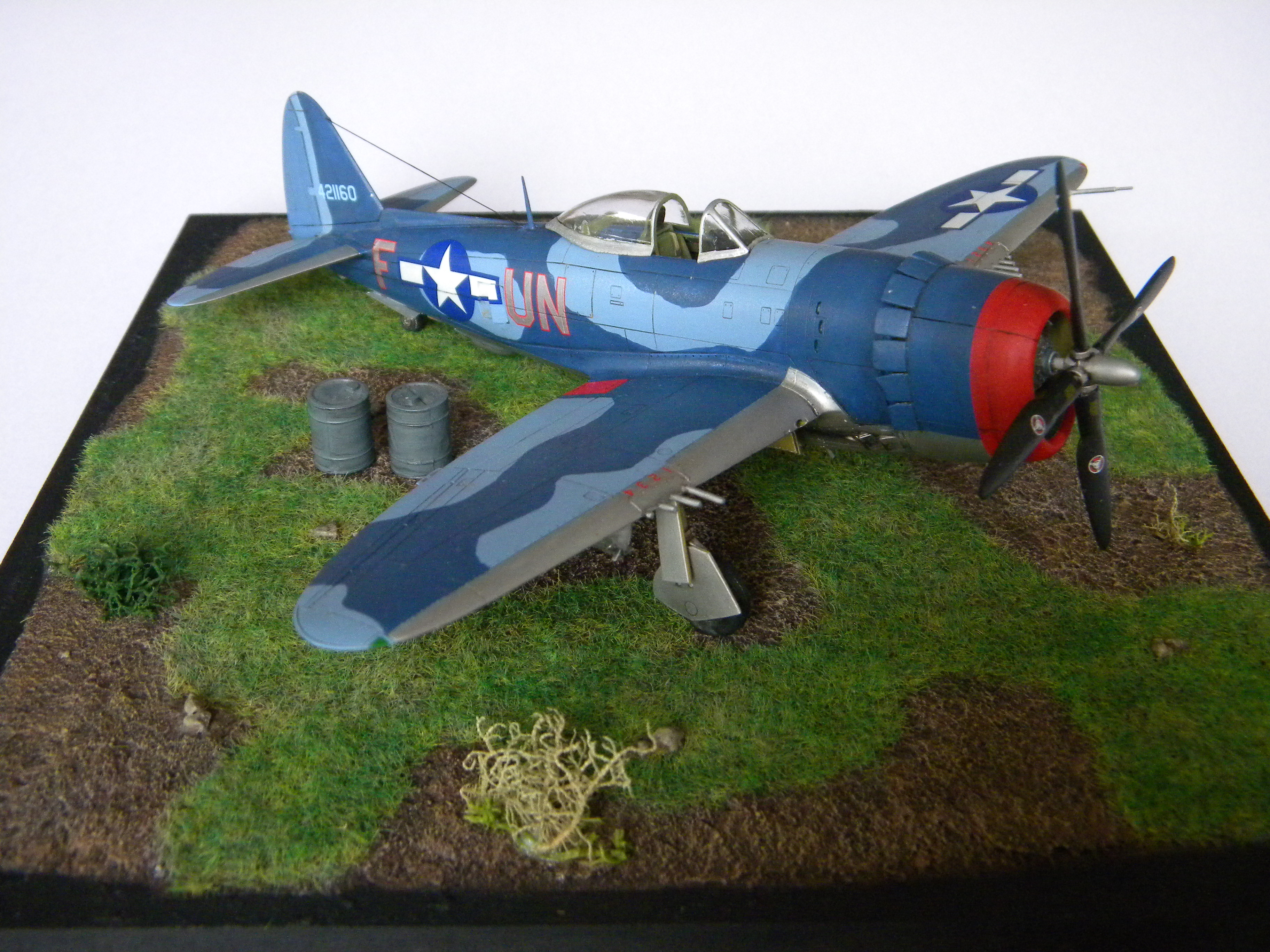 [Revell] P-47M Thunderbolt 610104DSCN9492