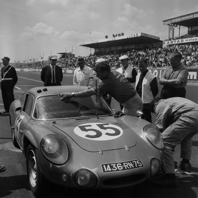 Alpine présent en force pour l'édition 2016 du Mans Classic 6101798064116
