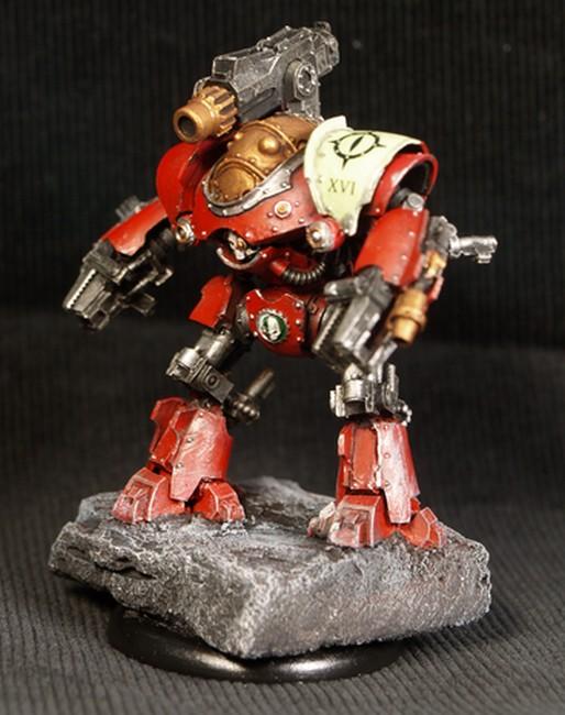 Vitrine de Phil54 - Nains Warhammer 610232MechanicumCastellax3