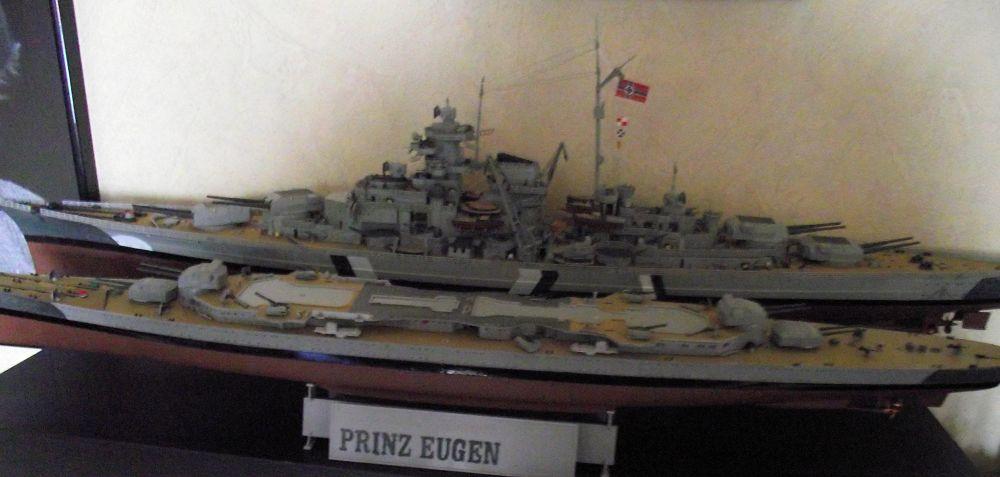 Prinz Eugen Trumpetter 1/350  610406PrinzEugenTrumpeter1x35021
