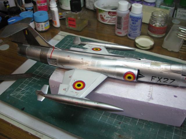 DUO: F-104N (NASA) + F-104G (BAF) Hazegawa 1/48  - Page 2 610676IMG7170