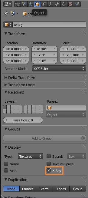 [Intermédiaire] [Blender 2.6 et 2.7] Des poses multiples avec Blender 611116206