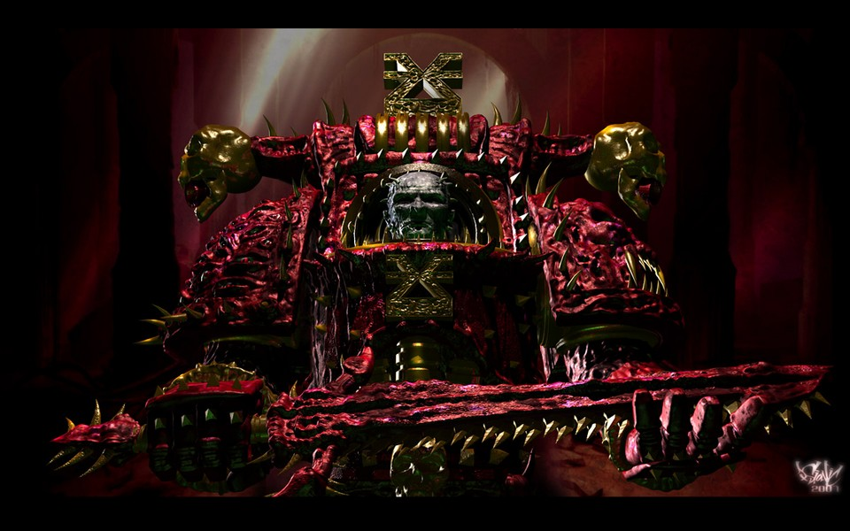 [W40K] Collection d'images : Space Marines du Chaos 611256ChaosRising2