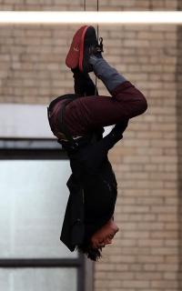 The Amazing Spider-Man : Le Destin d'un Héros [Marvel - 2014] 611771amazingspiderman2tournagegarfield