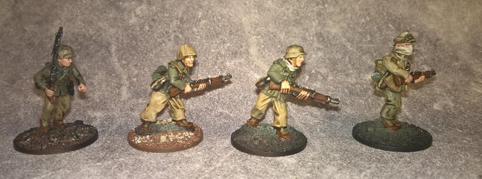 Paras français en Indochine... et en 28 mm 612509DAK2
