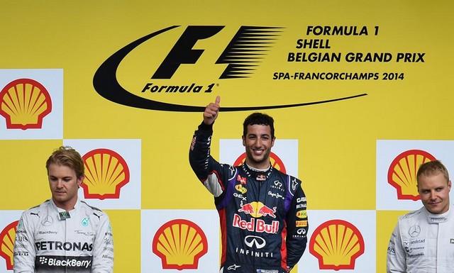 F1 GP de Belgique 2014 : Victoire Daniel Ricciardo 6125242014RosbergRicciardoBottas