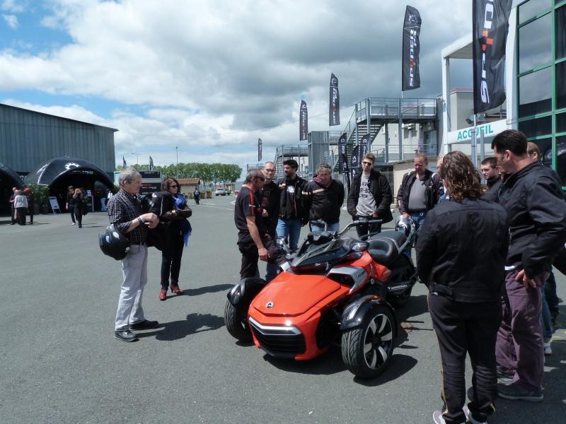 CR & Photos : TSO 17/05/15 : Essai du Can Am SPYDER F3-S et du RT-Limited 613223P1170653