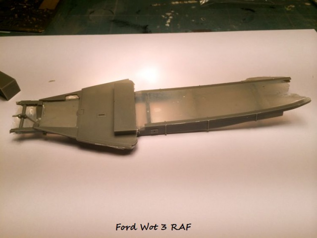 Ford Wot 3 RAF - Plus Model - 1/35 613622IMG3689