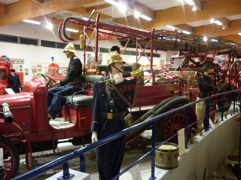 Musée des pompiers de MONTVILLE (76) 614043AGLICORNEROUEN2011073