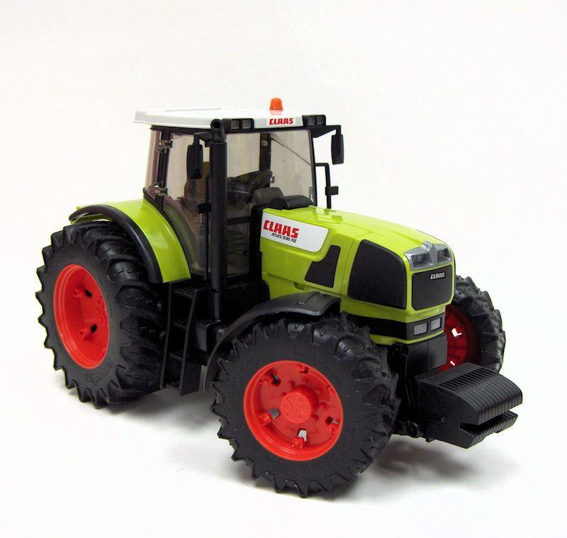 Tracteur ATLES de chez Claas de quentin 61427730102