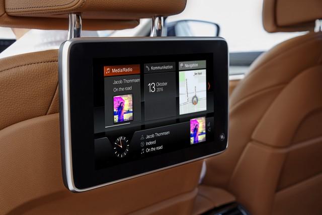 La nouvelle BMW Série 5 Berline. Plus légère, plus dynamique, plus sobre et entièrement interconnectée 615027P90237324highResthenewbmw5series