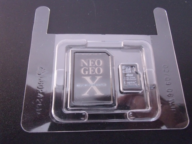 Review du Magic MicroSD Adaptor 615085DSCF6658