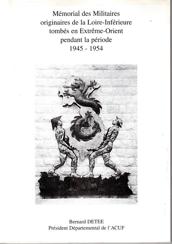 Mémorial des Soldats de Loire Atlantique Morts pour la France en Indochine 615230img637