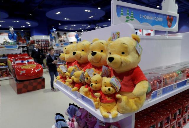 [Boutique Disney Store] Développement d'un réseau de boutiques en Russie (Moscou 4x, Saint-Pétersbourg et Sochi) 615466w754