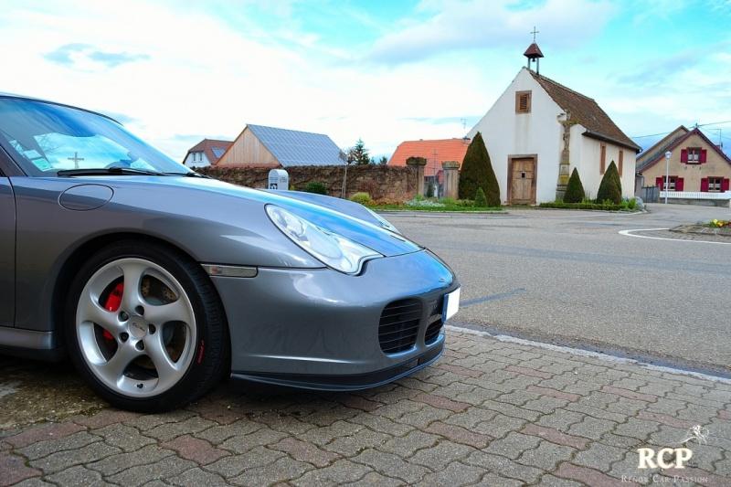 Rénovation extérieur Porsche 996 TT 6176150305