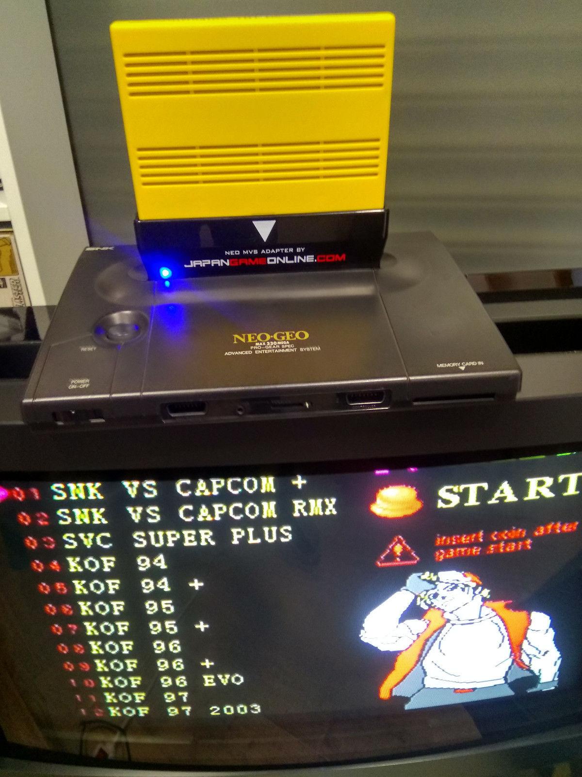 Comment Profiter au mieux de ses Cartouches Neo Geo MVS ??? 617739JapanGameOnline