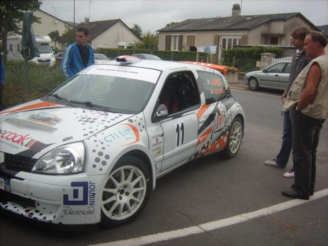 31è Rallye Tessy sur Vire Gouvets 2012 (vérifications techniques)  617784Sep01812