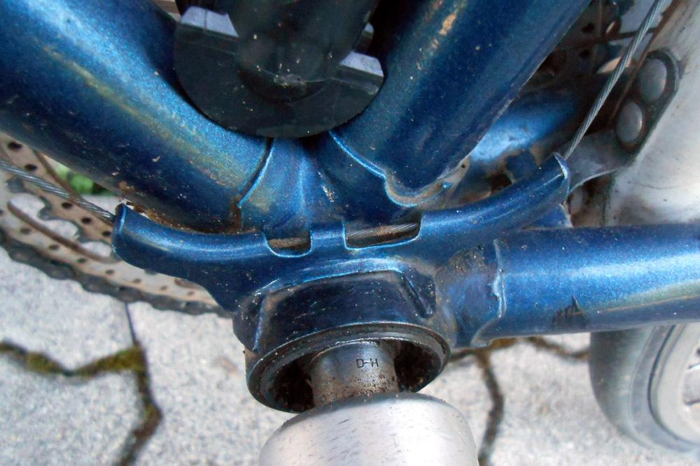 Jean-Claude Boesch, trois tubes Reynolds 619008DSCN9722