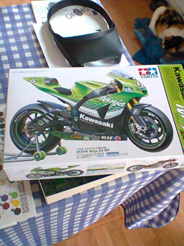 Kawasaki NINJA  tamiya 1/12  619183kawa