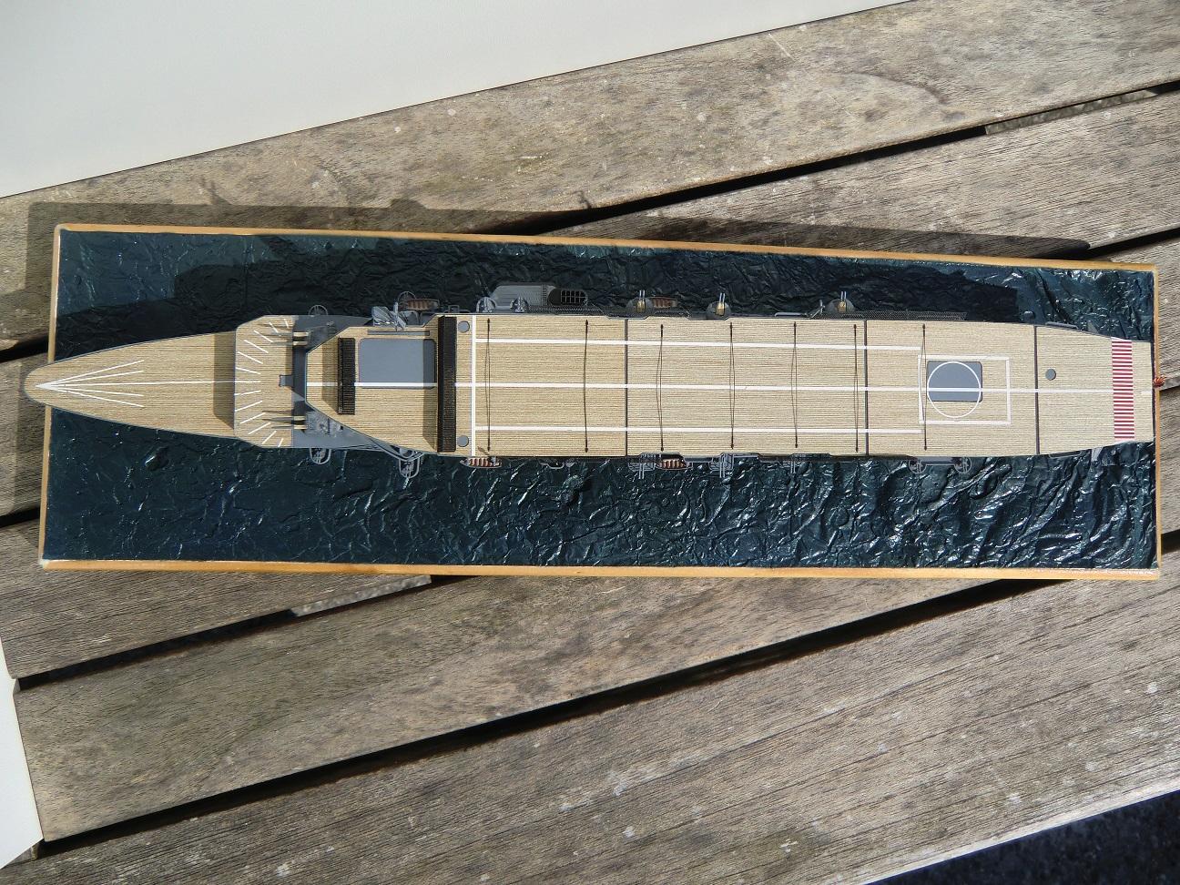 Akagi version originale 1/700 619257Akagi5