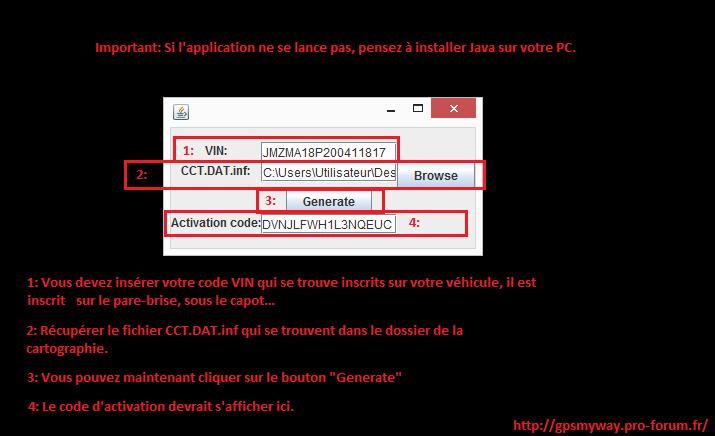 e-MyWay/WipNav+ (RT6, SMEG, SMEG+IV2) Citroën-Peugeot Cartographie (2020-1) v115 - Update 01/2020 619421Infogenj2