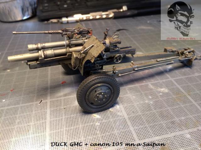 Duck gmc,avec canon de 105mn,a Saipan 619939IMG4436