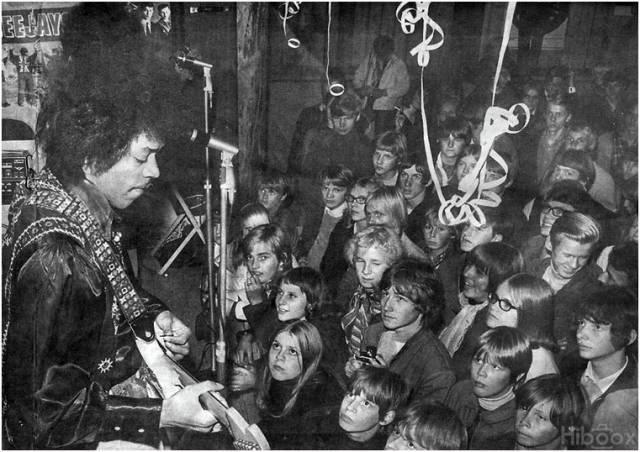 Hogbo (Popladan) : 8 septembre 1967 [Premier concert]  62010619670908Hogdo01