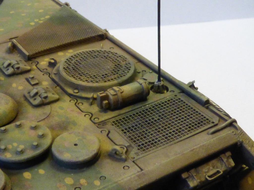tiger - King Tiger Sd.Kfz.182 Henschel Turret Takom 1/35 620250P1060466Copier