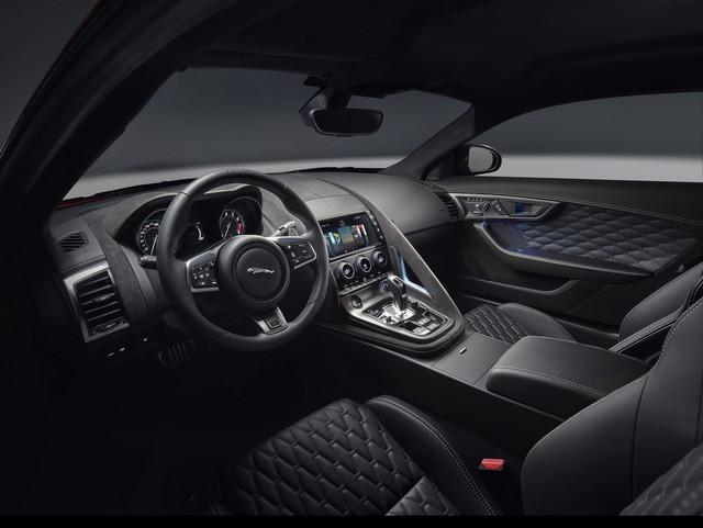 Lancement De La Nouvelle Jaguar F-TYPE Dotée De La Technologie GOPRO En Première Mondiale 621195jaguarftype18mysvrcoupestudiointerior10011701