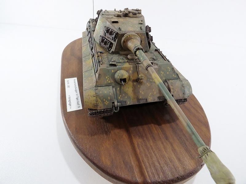 tiger - King Tiger Sd.Kfz.182 Henschel Turret Takom 1/35 621478P1060521Copier
