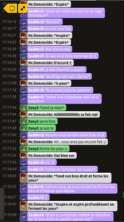 [Saabbrrii] Rapports d'actions RP - Infirmier 622513rpdemon4