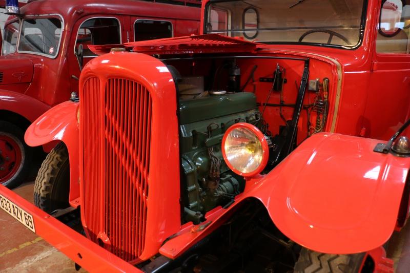 Des camions à gogo....Musée des sapeurs pompiers de Lyon 622871IMG6878