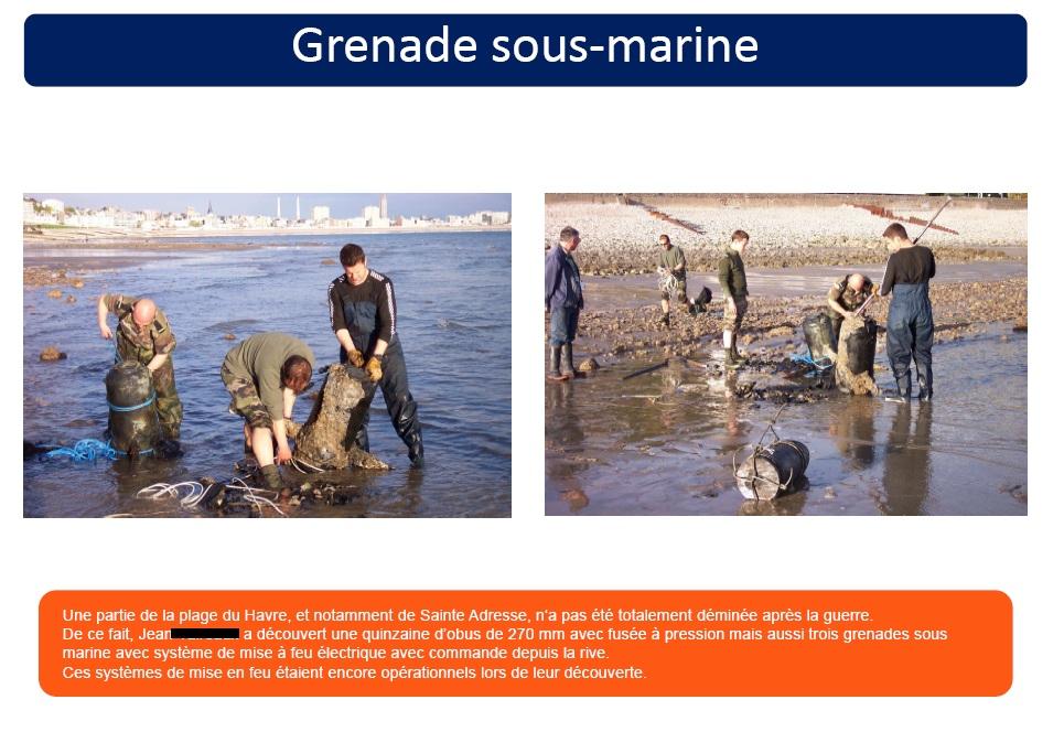 DECOUVERTES D'ENGINS DE GUERRE - ATTENTION !!! 623079707