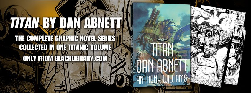 Titan: The Graphic Novel by Dan Abnett 623094Titanpub