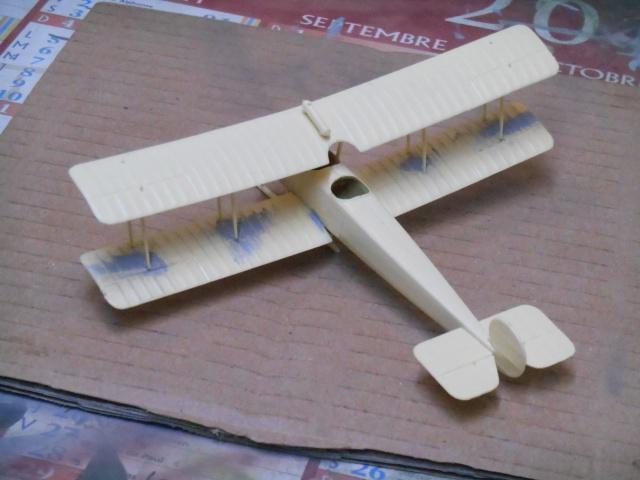 AVRO 504 Airfix 1/72 623380DSCN8109