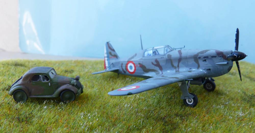 "[AZUR] - Morane 406 ""camo test"" en 1940. 624252Morane40630"