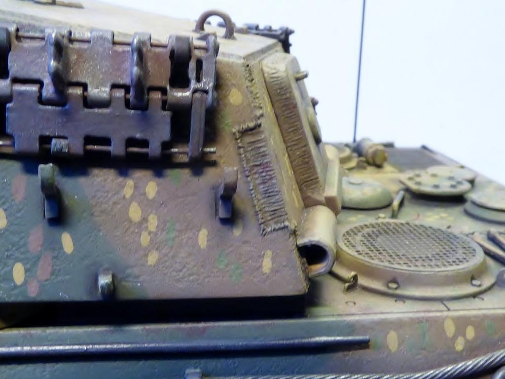 tiger - King Tiger Sd.Kfz.182 Henschel Turret Takom 1/35 625243P1060454Copier