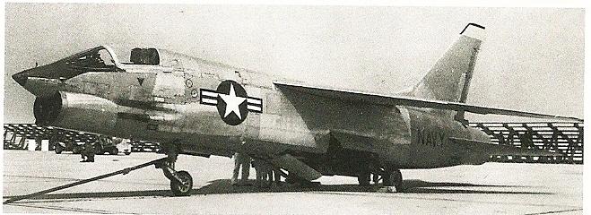 VOUGHT F-8 CRUSADER  625640VoughtF8U1Crusader