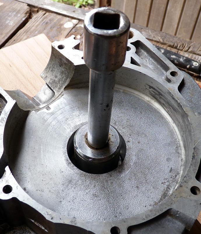 remontage d'un bas moteur d'une 125 TS 6256689716
