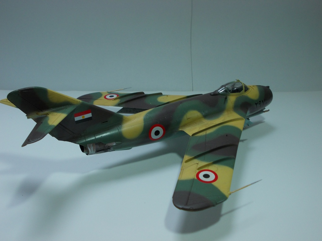 MiG-17 F Fresco C ( Hobby Boss 80334) 1/48 ... 62580320