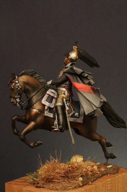 Jacquemin et le drapeau de Arkhangelogorod - Austerlitz 1805 626081FrancoisJacqueminAusterlitz180549