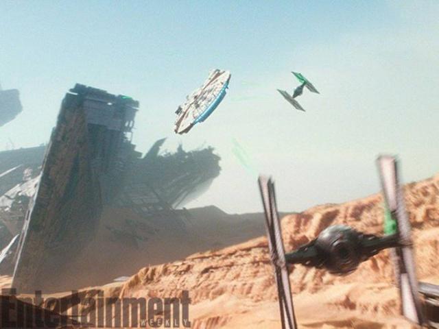 Star Wars : Le Réveil de la Force [Lucasfilm - 2015] - Page 6 626692w64