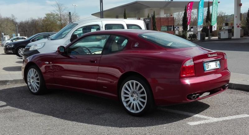 [Yannerati] 4200 GT BVM rosso bologna  62702979FB