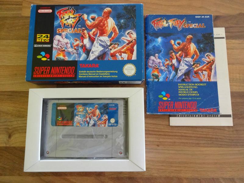 Prupru's Collection ! 100% Super Nintendo et 200% Super Comboy !! - Page 18 628055FatalFurySpecialEUR