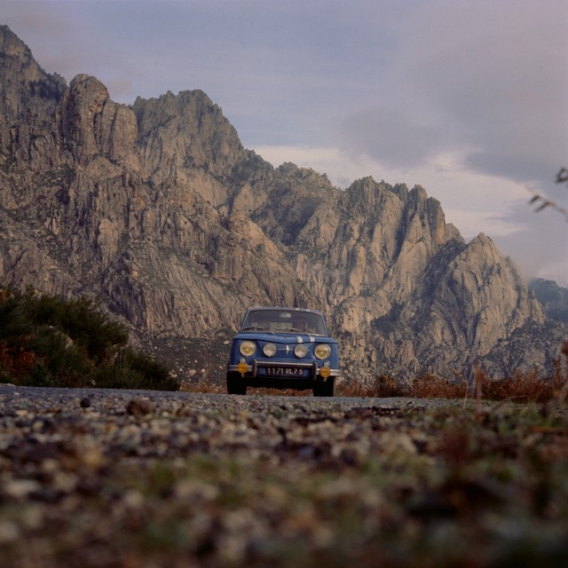 Renault engage quatre Renault 8 Gordini au Rallye Monte-Carlo Historique 2017 6283955362016