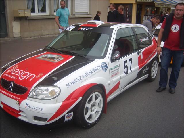 31è Rallye Tessy sur Vire Gouvets 2012 (vérifications techniques)  628482Sep01794