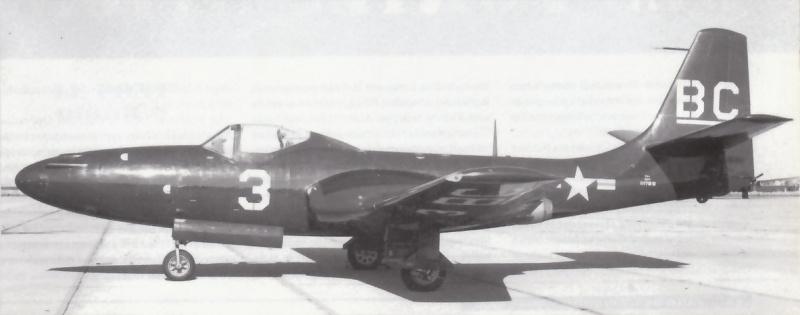 VOUGHT F-8 CRUSADER  628960McDonnellFH1PhantomI